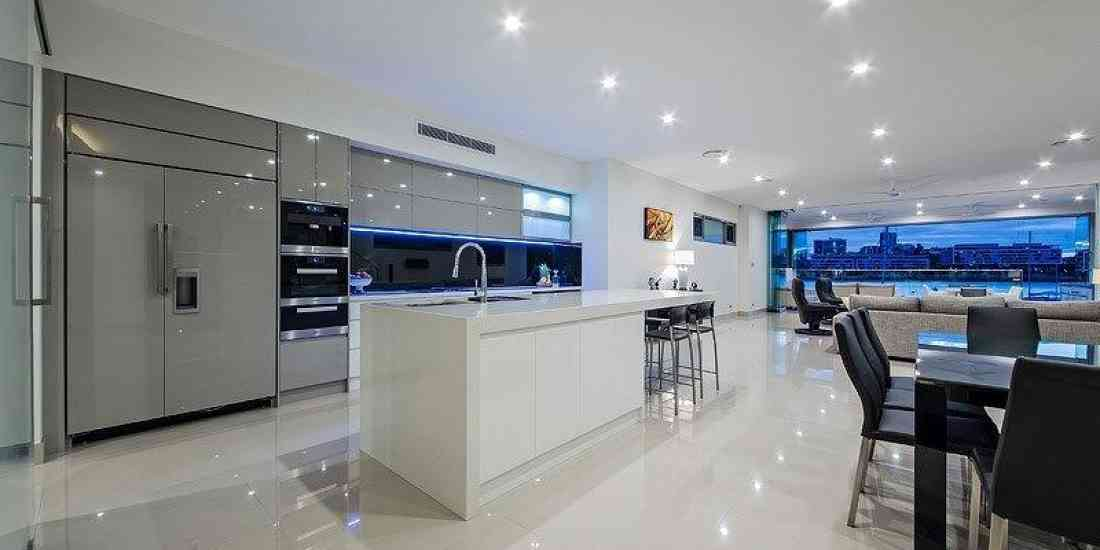 Kitchen Project – Bulimba 1